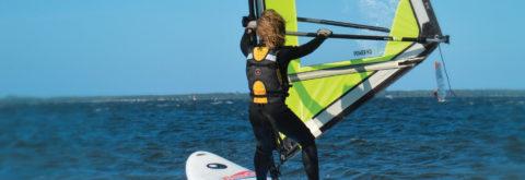 Szkoła windsurfingu dla każdego
